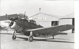 PHOTO AVION DOUGLAS DAUNTLESS A IDENTIFIER     12X17CM - Aviation