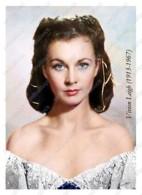 Ukraine Postcard   Vivien Leigh   English Film Actress   Cinema   Actors - Schauspieler