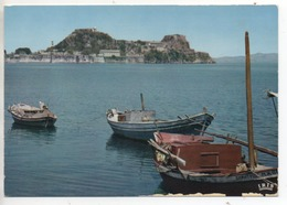 CP ( Corfou - La Vieille Forteresse ) - Grèce