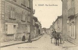 49 -  BAUGE  - Rue Saint Nicolas  38 - Altri Comuni