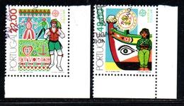 N° 1509,10 - 1981 - Used Stamps