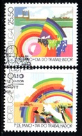 N° 1507,08 - 1981 - Used Stamps