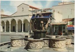 CP ( Heraclion - Fontaine Morozini Et Facade Saint Marc ) - Grèce