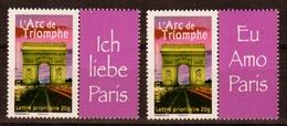 2007  Lot De 2  N° 3599A  Neufs** (cote Yvert: 12.00€) - France