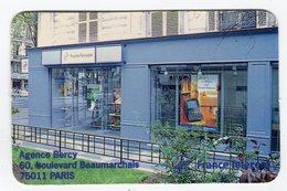 CdV °_ Opérateur-France Telecom-75011-SAV Bercy - Visiting Cards