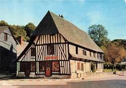 SAINT WANDRILLE RANCON - HOTEL DES DEUX COURONNES - Saint-Wandrille-Rançon