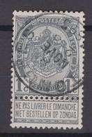 N° 53 TONGRES - 1893-1907 Coat Of Arms