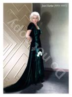 Ukraine Postcard   Jean Harlow   American Film Actress   Cinema   Actors - Schauspieler