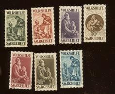 125/131 **. Mi.128/134.**. SANS Charnière LUXE    Cote 1220,- Euros - 1920-35 Société Des Nations