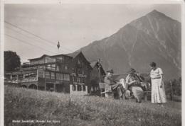 Suisse - Aeschi Bei Spiez - Hotel Seeblick - 1937 - BE Bern