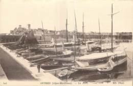 06 - ANTIBES -  LE PORT - ND PHOT - Antibes
