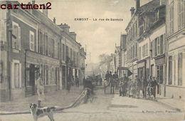 ERMONT_ RUE DE SANNOIS 95 - Ermont