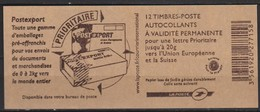 FR4949 – FRANCE – BOOKLETS – CARNETS - MARIANNE DE LAMOUCHE – Y&T # 4127-C1 NEUF ** MNH – Cote 38 € - Definitives