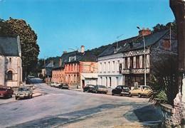 SAINT WANDRILLE RANCON - SA PLACE DE L EGLISE - Saint-Wandrille-Rançon