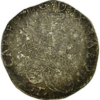 Monnaie, États Italiens, Carlo Emmanuele I, 2 Fiorini, 1613, Torino, TB, Billon - Regional Coins
