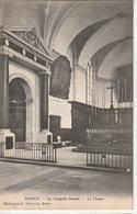 Nancy- La Chapelle Ducale- Le Choeur - Nancy