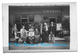 CAFE RESTAURANT EMORINE - CARTE PHOTO - Restaurants