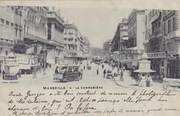 13 Marseille, La Cannebière - Canebière, Stadscentrum