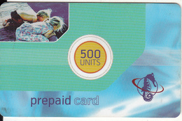 NORWAY - Telenor Satellite Prepaid Card 500 Units, Exp.date 31/12/03, Used - Norvegia
