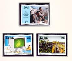 IRELAND  -  1985 Industrial Innovation Set  Unmounted/Never Hinged Mint - Unused Stamps