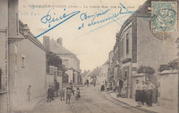 61 : Condé Sur Huisne : La  Grande Rue    ///   DEC. 19 ///  REF N° 10.057 - Frankrijk