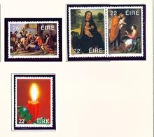 IRELAND  -  1985 Christmas Set  Unmounted/Never Hinged Mint - Unused Stamps