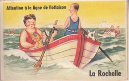 """CARTE SYSTÈME - """" Attention à La Ligne De Flottaison à La Rochelle """" - Móviles (animadas)"""