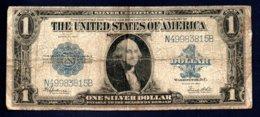 Banconota 1 Dollar - Serie 1923 - Large Size (...-1928)
