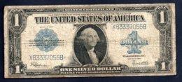 Banconota 1 Dollar - Serie 1923 - Large Size - Taglia Grande (...-1928)