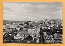 Perugia - Panorama Da S. Pietro - Perugia