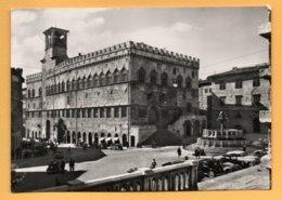 Perugia - Palazzo Comunale E Fontana Maggiore - Perugia