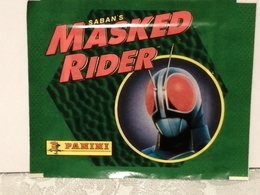 Saban S MASKED RIDER  Bustina Chiusa Con Figurine  Panini Del 1996 - Panini
