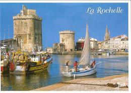 CPM - CHARENTE MARITIME - LA ROCHELLE - LE VIEUX PORT - La Rochelle
