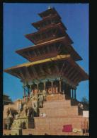 Nepal - Bhaktapur - Nyatapola Temple [AA26-1.975 - Nepal