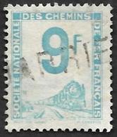 PETITS COLIS  1948-54  - YT  27  - Oblitéré - Cote 17e - Usati