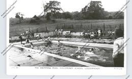 WALES - FLINTSHIRE - MOLD, Colomendy School, Swimming Pool, 1957 - Flintshire
