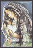 98371/ NOEL, Vierge à L'Enfant, Petite Madone, Illustrateur A. De Spiegeleer - Noël