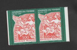 FRANCE / 1998 / Y&T N° 3136A ** Ou P3136A ** : Blanc Avec/sans Surtaxe (de Carnet Avec Bords) X 1 - Unused Stamps