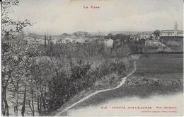 SERVIES ( Le Tarn ) :pres D'Albarède- Vue Générale( 1910 ) - Other Municipalities