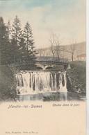 Marche-les-Dames ( Namur ) ,   Chutes Dans Le Parc Du Prince D'Arenberg ,( Nels ,série 9 ,n° 44 , COLORISEE ) - Namur