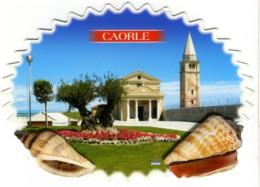 CAORLE  VENEZIA  Santuario Madonna Dell'Angelo Conchiglie  Coquille  Shell - Venezia (Venice)