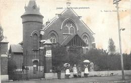 Jumet NA73: Le Temple Protestant 1907 - Charleroi