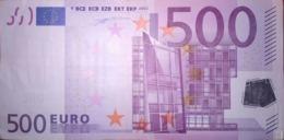 500 EURO BELGICA(Z), T001 ,DUISEMBERG - EURO
