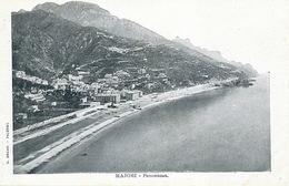 Majori Panorama.  Undivided Back.  A. Brangi . Palermo - Italia