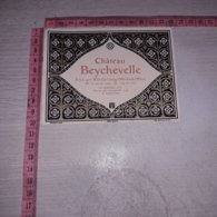 ET-1998 CHATEAU BEYCHEVELLE WILH GERSTUNG OFFENBACH MAIN - Other