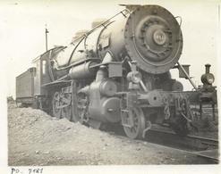 """P.O. Locomotive 140-7181 Loco """"armistice"""" Construction BALDWIN - Matériel"""
