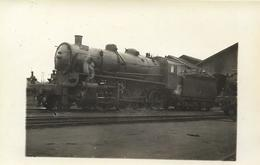 """P.O. Locomotive 140-7050 Loco """"armistice"""" Construction ALCO - Matériel"""