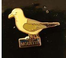 Pin's Oiseaux Mouette - Animaux