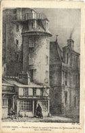 CPA Paris 4e (Dep. 75) Ancien Paris - Entrée De L'Hotel Du Premier (83180) - Arrondissement: 04