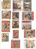 Lot D'anciennes Boites Allumettes De Diverses Pays Européens - Lot 1 - Cajas De Cerillas (fósforos)